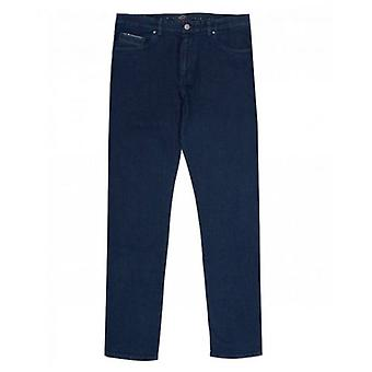 Paul And Shark Straight Fit Patch Pocket Jeans