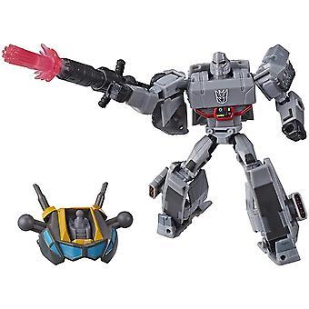 Transformers Cyberverse Adventures Deluxe Class Megatron Action Figure