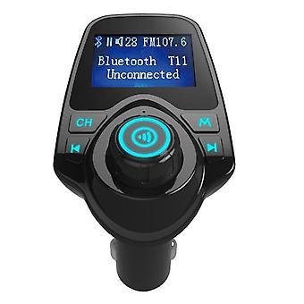 Adapter Bluetooth bez zestawu głośnomówiącego do samochodu z odtwarzaczami mp3