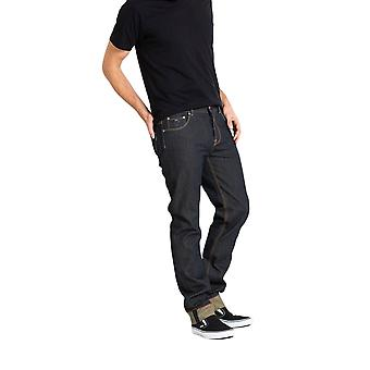 Chet Rock Navy Slim Jim Jeans 32 L
