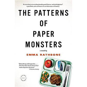 The Patterns of Paper Monsters by Emma Rathbone - 9780316077507 Book
