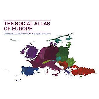 Det sociale atlas over Europa af Dimitris Ballas - Danny Dorling - Benja
