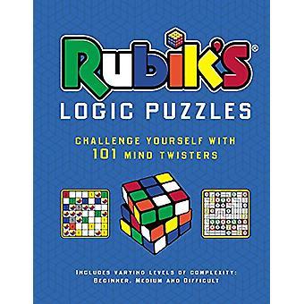 Rubik's Logic Puzzles - 9781787391819 Book