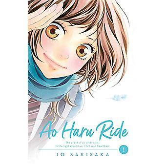 Ao Haru Ride - Vol. 1 by Io Sakisaka - 9781974702657 Book