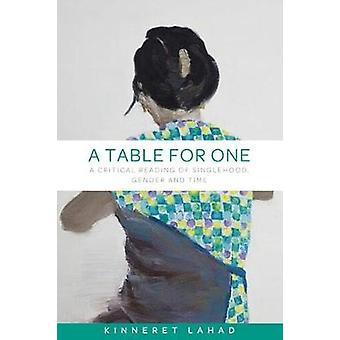A Table for One - A Critical Reading of Singlehood - Gender and Time b