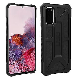 Samsung Galaxy S20 Shielded Shockproof Armored Case by UAG - Black