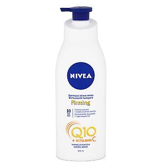 Nivea Q10 Plus Pompe à lotion pour le corps avec vitamine C 400ml Peau normale