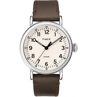 Zegarek Timex zegarki The Standard TW2T20700 - Zegarek męski