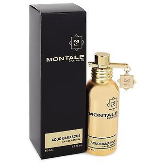 Montale Aoud Damascus Eau De Parfum Spray (Unisex) By Montale 1.7 oz Eau De Parfum Spray
