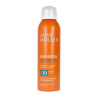 Sun Screen Spray Express Anne M ller Spf 30 (200 ml)