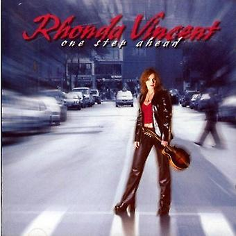 Rhonda Vincent - importation USA One Step Ahead [CD]