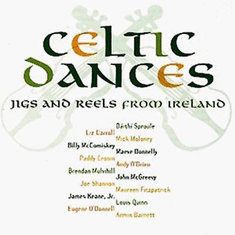 Celtic Danses-Jigs & Reels - Celtic Danses-Jigs & Reels Fro [CD] USA import