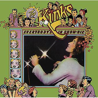 Kinks - Everybody's in Showbiz [Vinyl] USA import