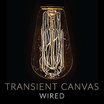 Fefferman / Transient Canvas - Wired [CD] USA import