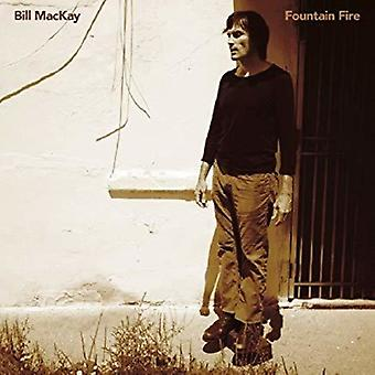 Fountain Fire [CD] USA import
