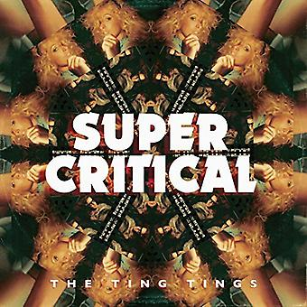 Ting Tings - Super Critical [CD] USA import