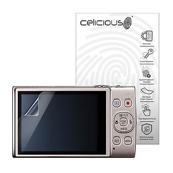Celicious Matte Anti-Glare Screen Protector Film Compatible with Canon IXUS 285 HS [Pack of 2]