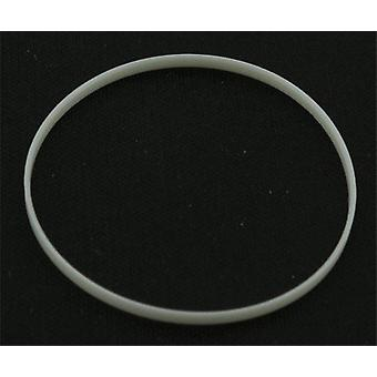 Watch part made by w&cp for breitling replica glass gasket Ø37.20 x 1.60mm, breitling super avenger