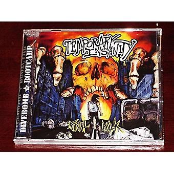 Temporary Insanity - Final Walk [CD] USA import