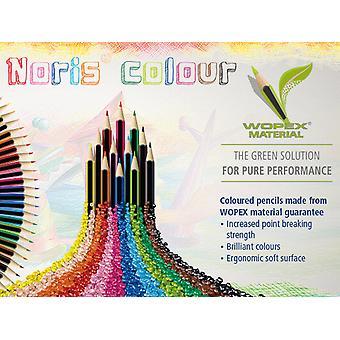 Staedtler Coloured Pencil Set, Box Of 12 Colours