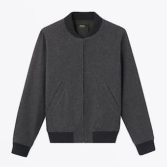 A.P.C.  - Lota - Tweed Jacket - Grey