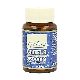 Cinnamon 2500 mg 30 capsules