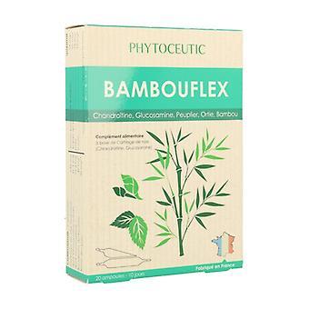 Bambouflex 20 ampullen van 10ml