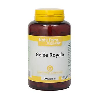 Royal jelly 200 capsules