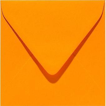 Papicolor 6X Envelope 140X140mm Orange