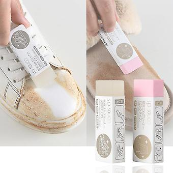 Cleaning Eraser Shoe - Matte Leather Fabric Care Rubber  White Shoe Leather Brushes