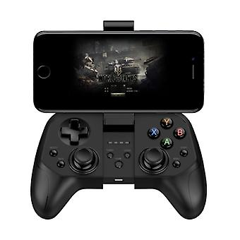 Stuff Certified® Gaming Controller for Smartphones - Bluetooth 4.0 Gamepad Mobile Phone Black