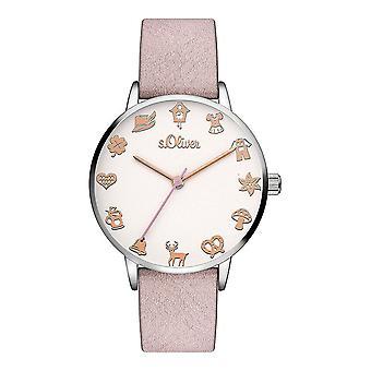 s.Oliver SO-3544-LQ Women's Watch