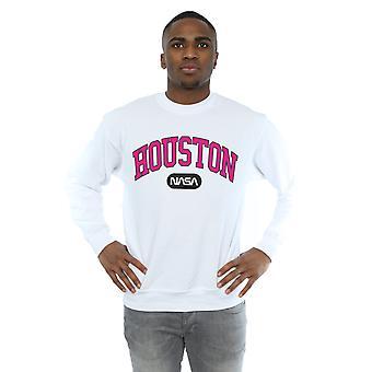 NASA Men's Houston Collegiate Sweatshirt
