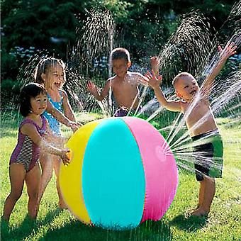 Puhallettava Pvc Water Spray Beach Jet Ball Lelu
