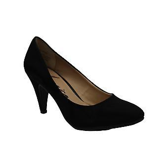 American Rag Afelix Women Round Toe Canvas Heels