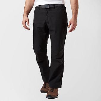 Brasher Men's Walking Trousers Black