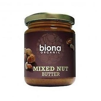 Biona - Organic Mixed Nut Butter 170g