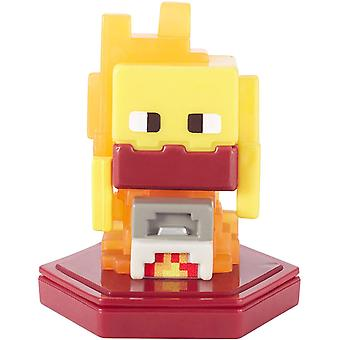 Minecraft Boost Smelting Blaze Mini Figure