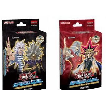 Yu-Gi-Oh! TCG Speed Duel - Match Of The Millennium or Twisted Nightmare Starter Deck - 1 at Random