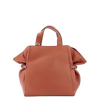 Orciani B02067softmattone Women's Red Leather Handbag