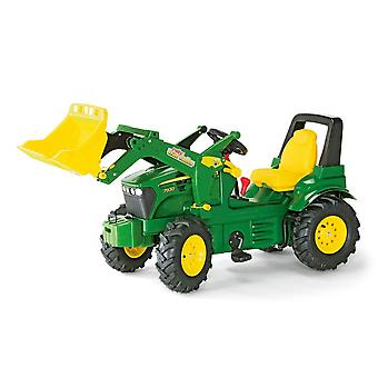 Rolly toys john deere 7930 tractor with frontloader, pneumatic  tyres, brakes