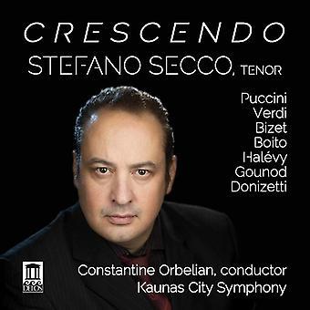 Bizet / Secco, Stefano / Kaunas City Symphony - Crescendo [CD] USA import