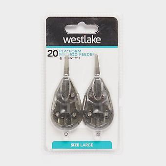 Νέα Westlake 20G μέθοδος τροφοδότη Plat LG 2 Pk Γκρι