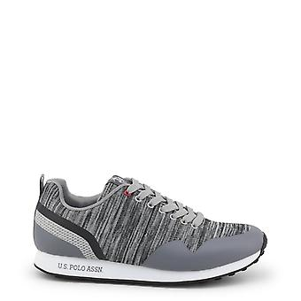 Us polo assn. 4089s9 men's fabric lining sneakers