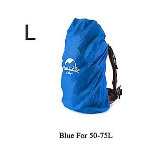 Waterproof Rain And Dustcover For Backpacks ( Suitable For Size: 50-75l)