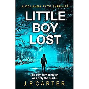 Little Boy Lost (A DCI Anna Tate Crime Thriller, Book 3) (A DCI Anna Tate Crime Thriller)