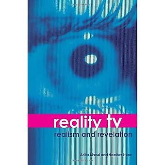 Reality TV: Realisme en openbaring