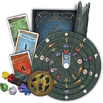 Exit The Game The Sunken Treasure Board Game