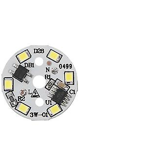 1 Pc Diy Led Pære Lampe, Ac220v Input Smart Ic Leds