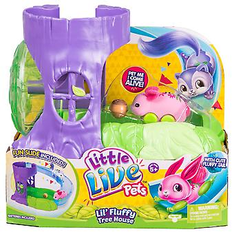 Little live pets 28370 fluffy friends playset(assorted models)